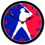 Baseball Clock 3