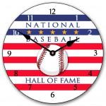 Baseball Hall of Fame Clock
