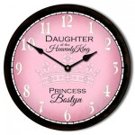 Daughter of a Heavenly King Clock