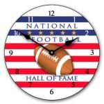 Football Hall of Fame Clock