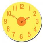 Lemon Twist Clock