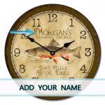 Fishing Clock