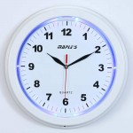 "13"" LED Plastic Wall Clock 1"
