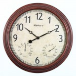 16 inch Outdoor and Indoor Wall Clock