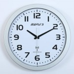 "15"" Radio-controlled Wall Clock"