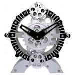 Moving-Gear Desktop Clock 1