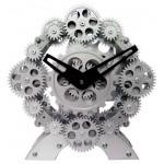 Moving-Gear Desktop Clock 2