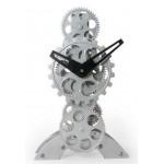 Moving-Gear Desktop Clock 3