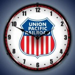 Union Pacific Railroad Clock